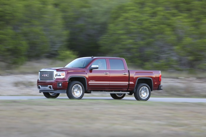 "GM Files for ""Sierra Elevation"" Trademark"