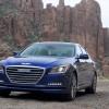 IIHS Names 2015 Hyundai Genesis Top Safety Pick +