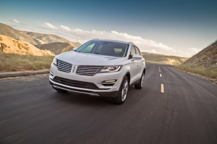 Lincoln September Sales