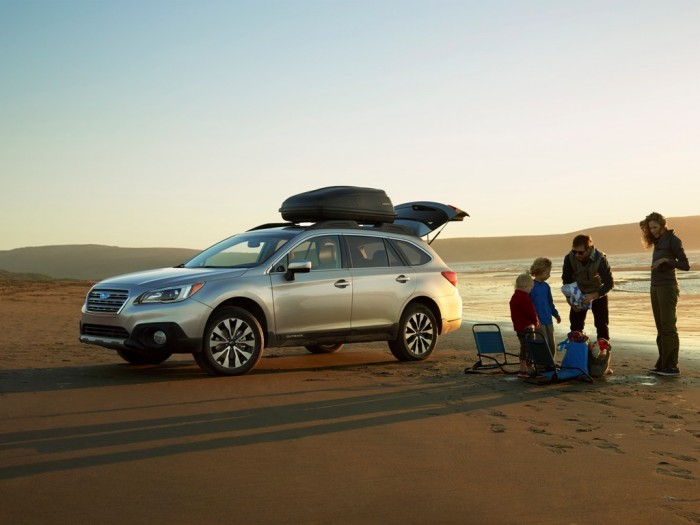 Subaru November Sales Set New Records for Brand and Outback