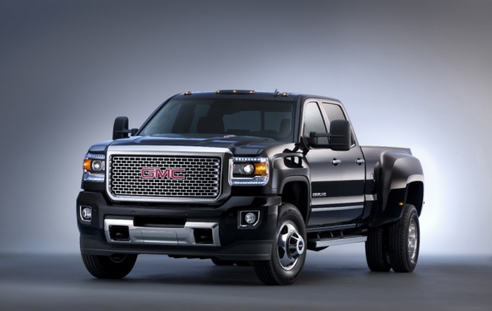 2015 Sierra Denali 3500 Truck