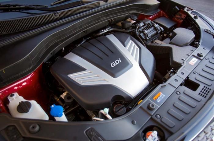 2015 Sorento engine