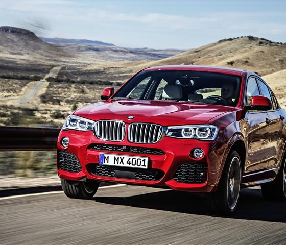 Bmw Suv: BMW X4 Is A Crossover-SUV-Coupe Thing