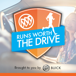Buick and MapMyFitness Team for 'Runs Worth the Drive'