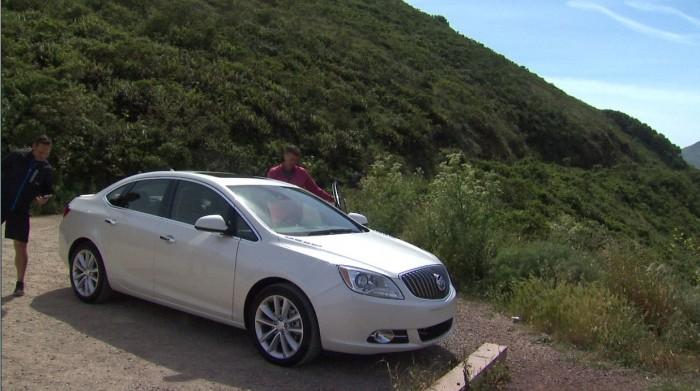 Buick and MapMyFitness Verano Turbo