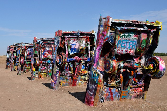 Cadillac Ranch | Stanley Marsh 3