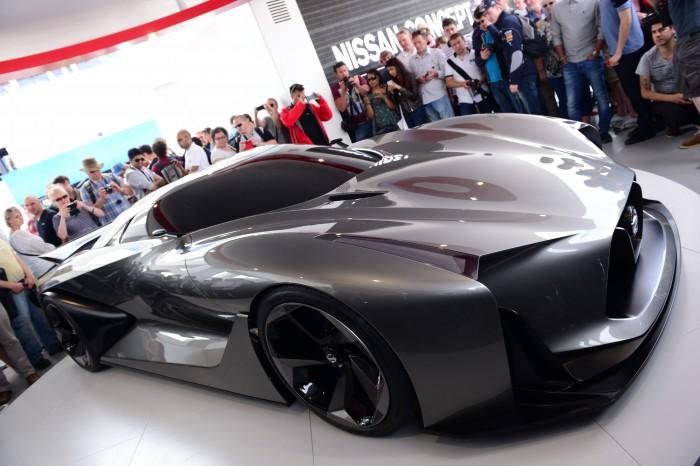 GT-R Hybrid