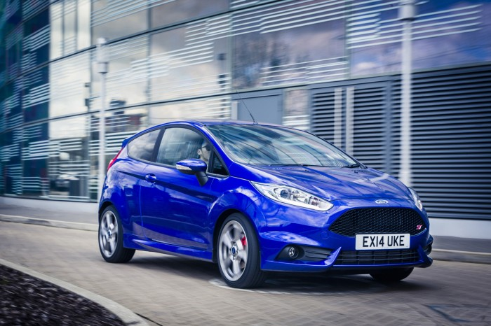 Ford Adds Volume in May to Stretch UK Market Lead