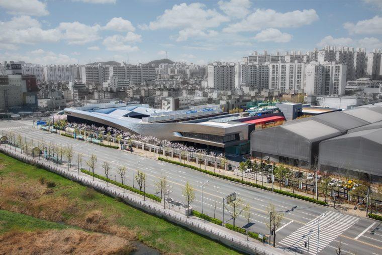 The GM Korea Design Center