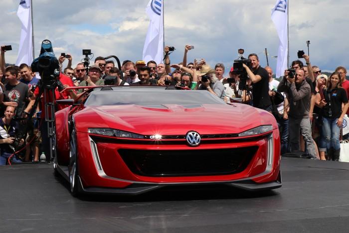 GTI Roadster, Vision Gran Turismo