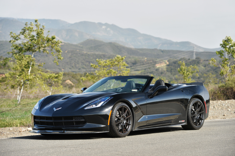 Hennessey 2014 C7 Corvette Stingray Hpe700 Upgrade Boosts