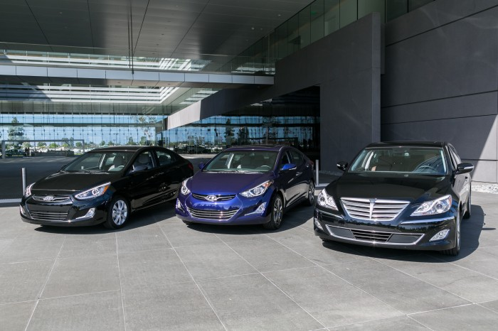 Hyundai Wins Most Initial Quality Awards in Company History