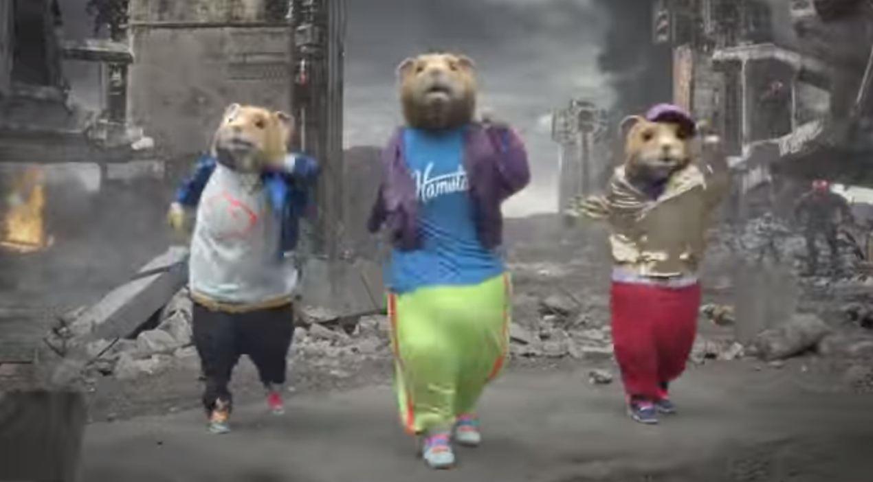 how to make a kia soul hamster costume
