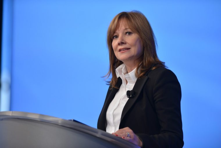 Mary Barra Announces Approval of Detroit Bankruptcy Decision