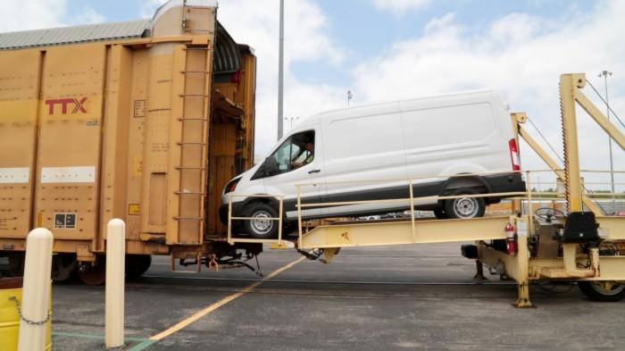 vans shipping