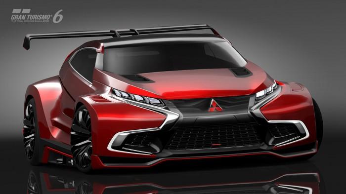 Mitsubishi Concept XR-PHEV Evolution Gran Turismo