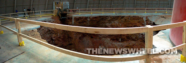 Board Votes to Preserve the National Corvette Museum Sinkhole