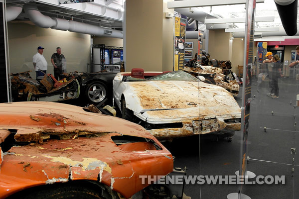 It'll Cost $3.2 Million to Fill the National Corvette Museum Sinkhole