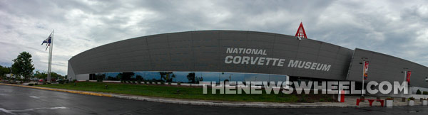 The National Corvette Museum's Corvette Caravan will be held on August 27.