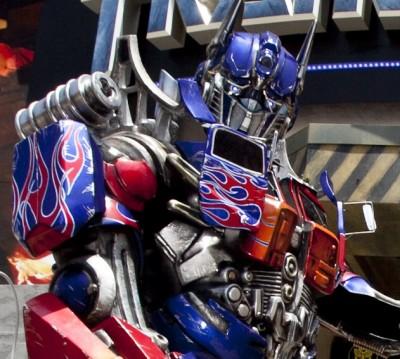 Transformers Fan Experience
