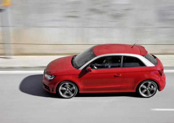 Belgium vs. USA: Audi A1