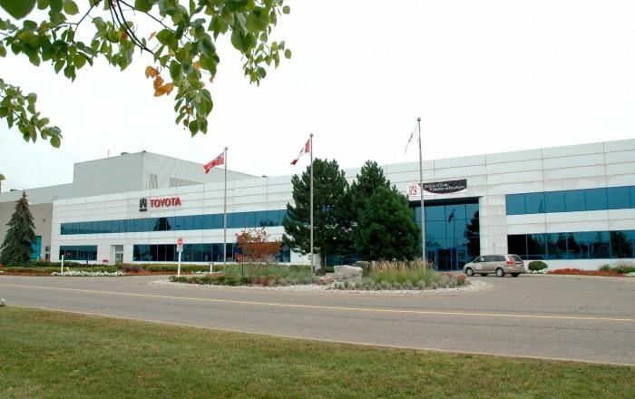 Toyota Canada Plant