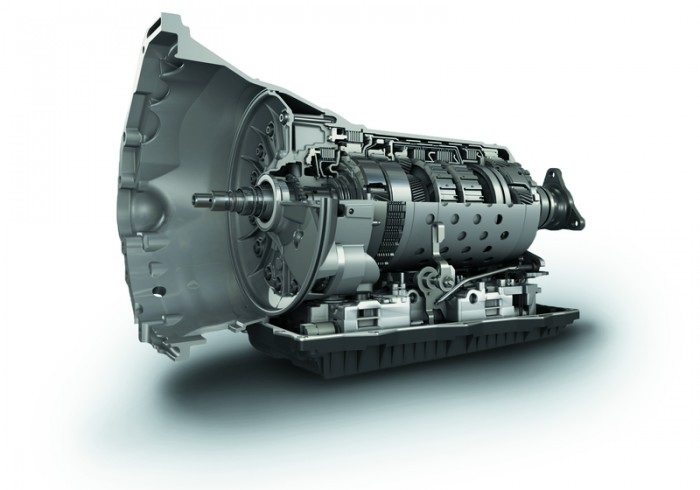 TorqueFlite Eight-Speed Automatic Transmissions save at the pump