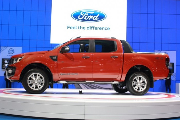World Cup of Cars Ford Ranger