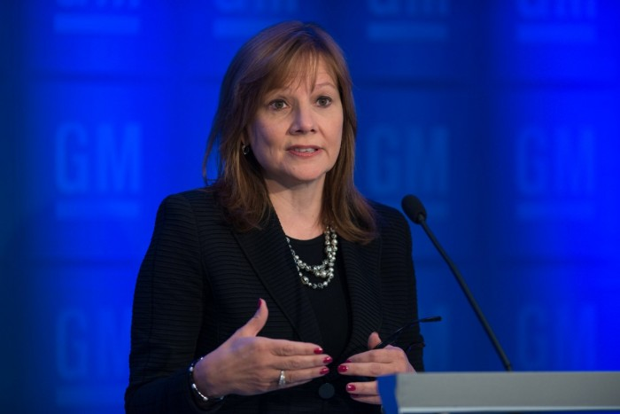 "Barra Says That GM Recalls Have Been ""Substantially Completed"""
