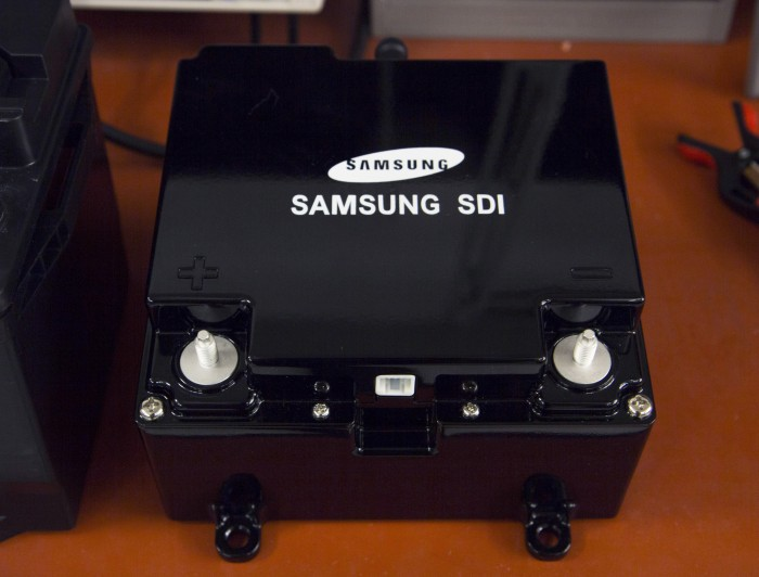 Ford and Samsung SDI