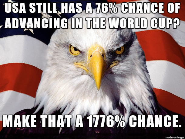 USA vs. Germany