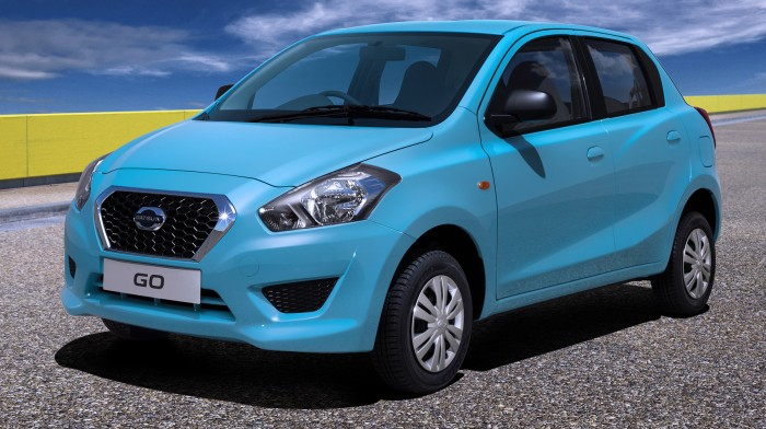 Datsun GO in South Africa