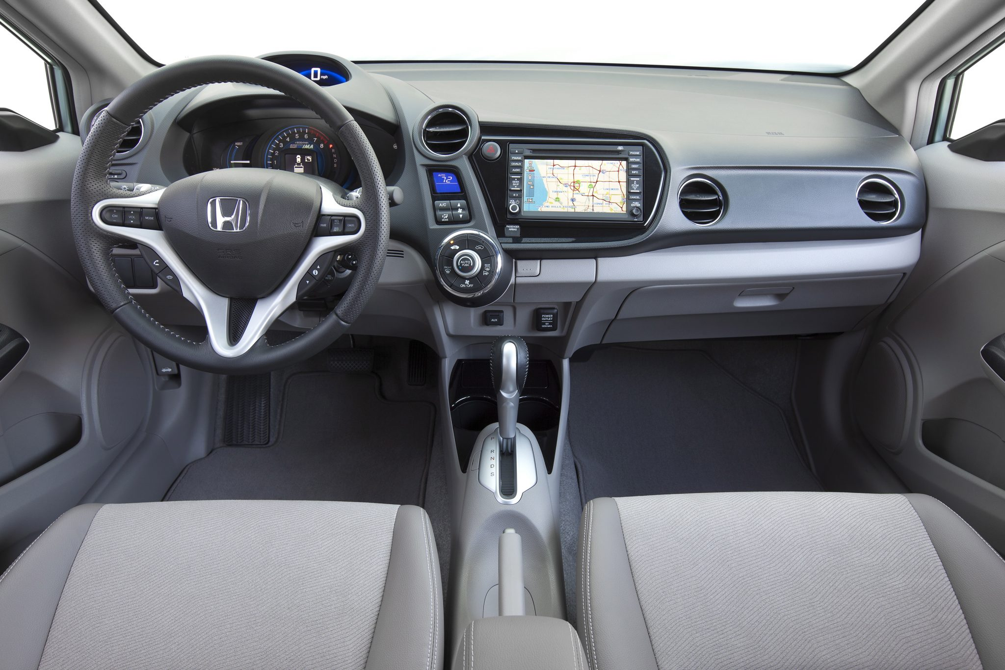 2013 Honda Insight Overview
