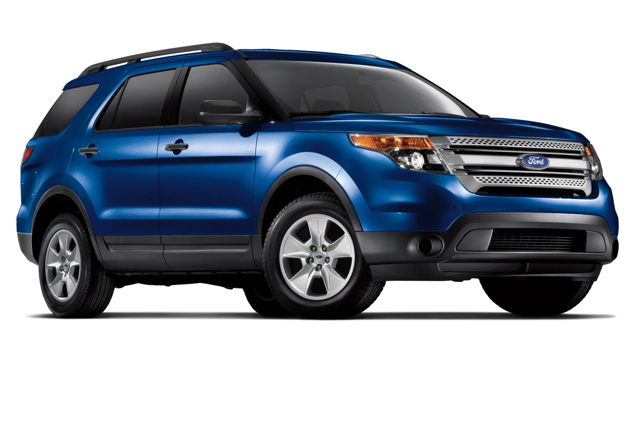 2013 Ford Explorer Overview