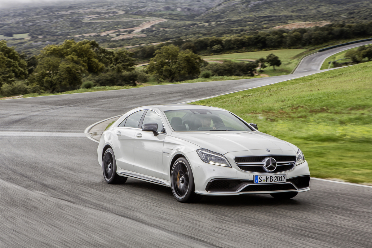 2015 Mercedes Benz Cls Coupe Overview The News Wheel