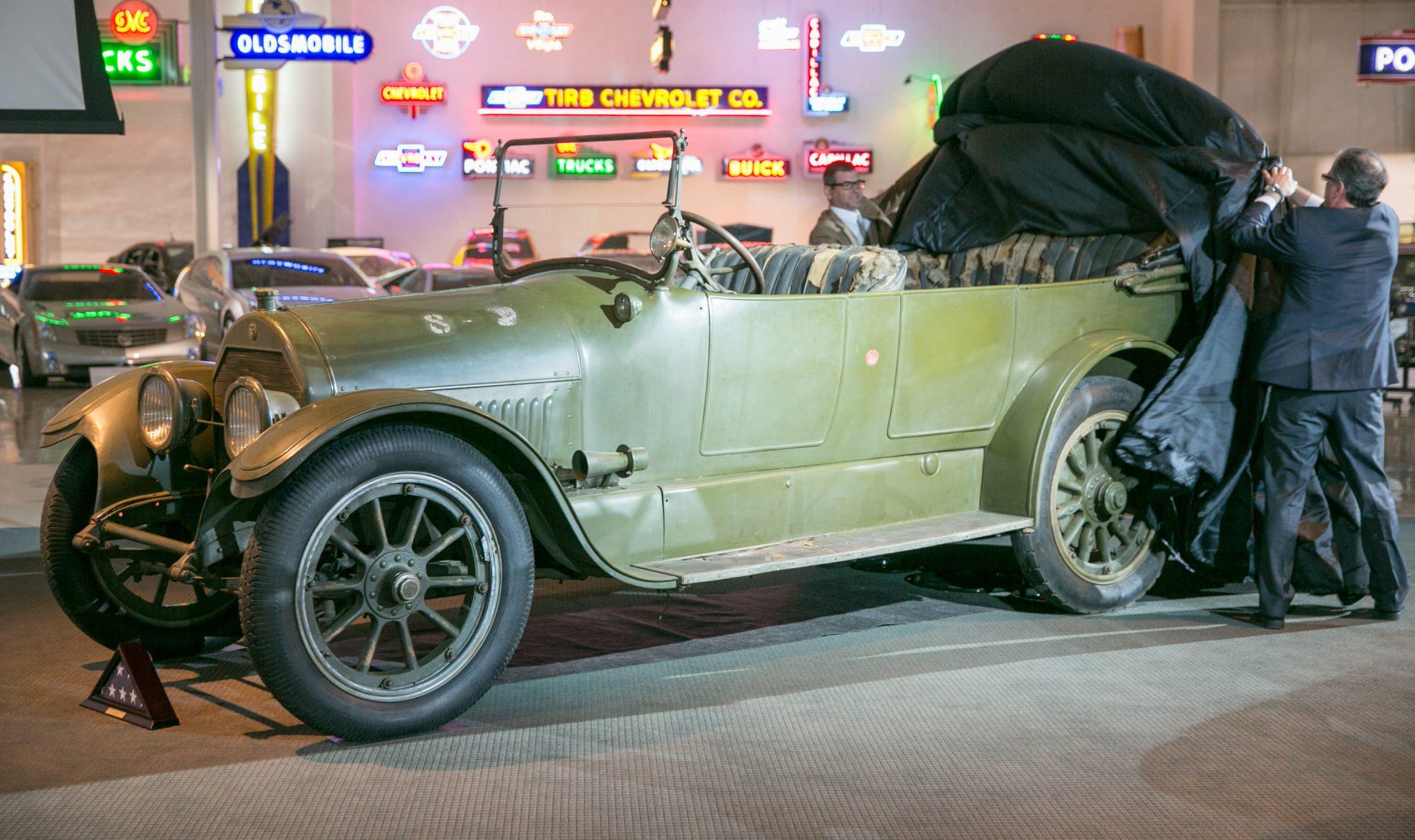 1918 Cadillac Type 57 – U.S. 1257X