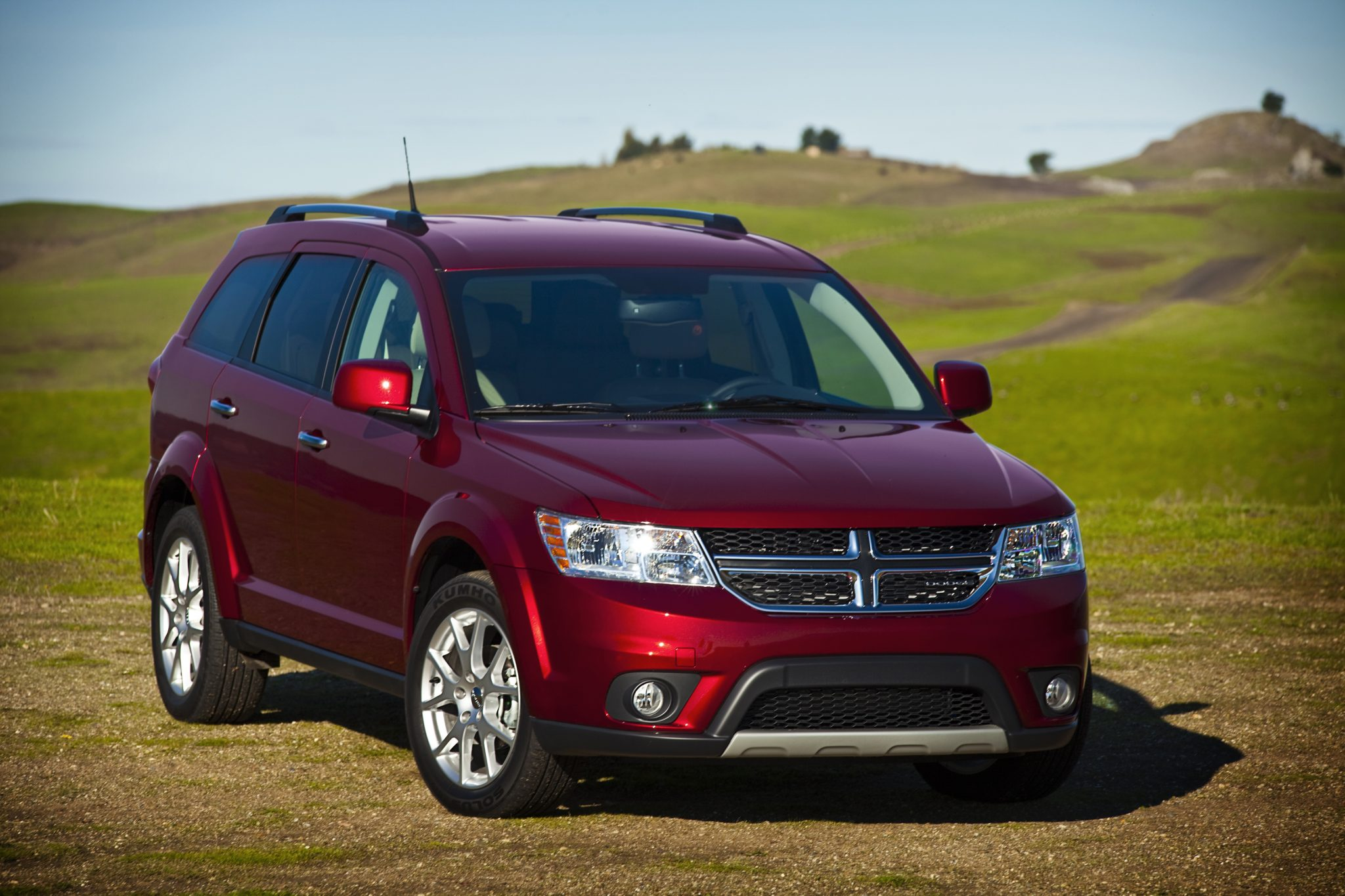 2013 Dodge Journey overview