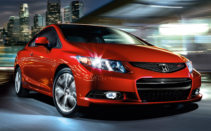 2013 honda civic si coupe overview the news wheel. Black Bedroom Furniture Sets. Home Design Ideas