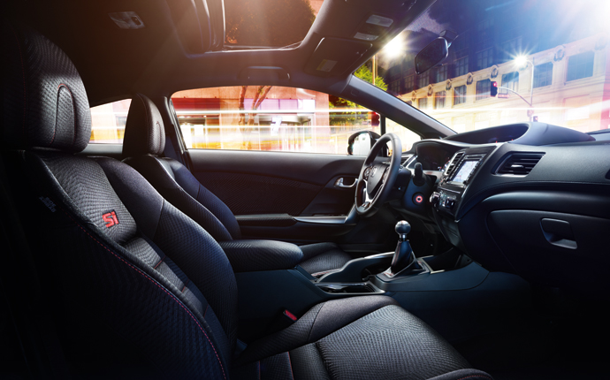 2013 Honda Civic Si Coupe 27