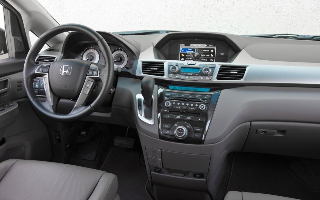 2013 Honda Odyssey Overview