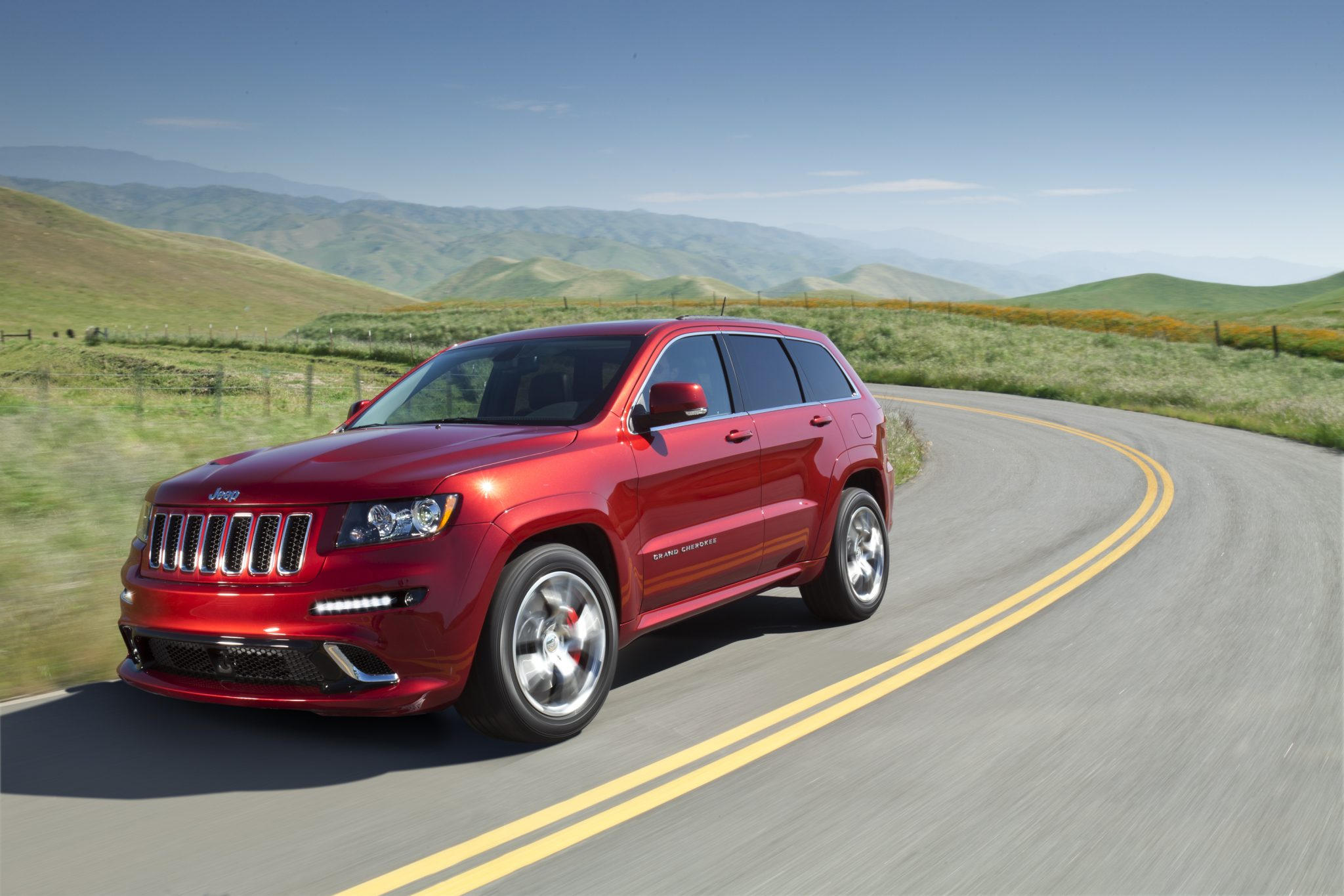 2013 Jeep Grand Cherokee overview