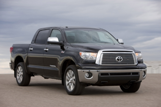 2013 Toyota Tundra overview