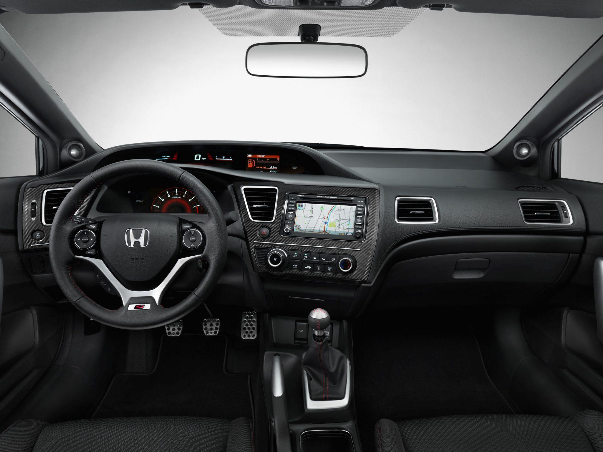 2013 Honda Civic Si Coupe