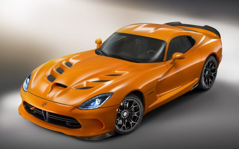 2014 Dodge SRT Viper Coupe Overview
