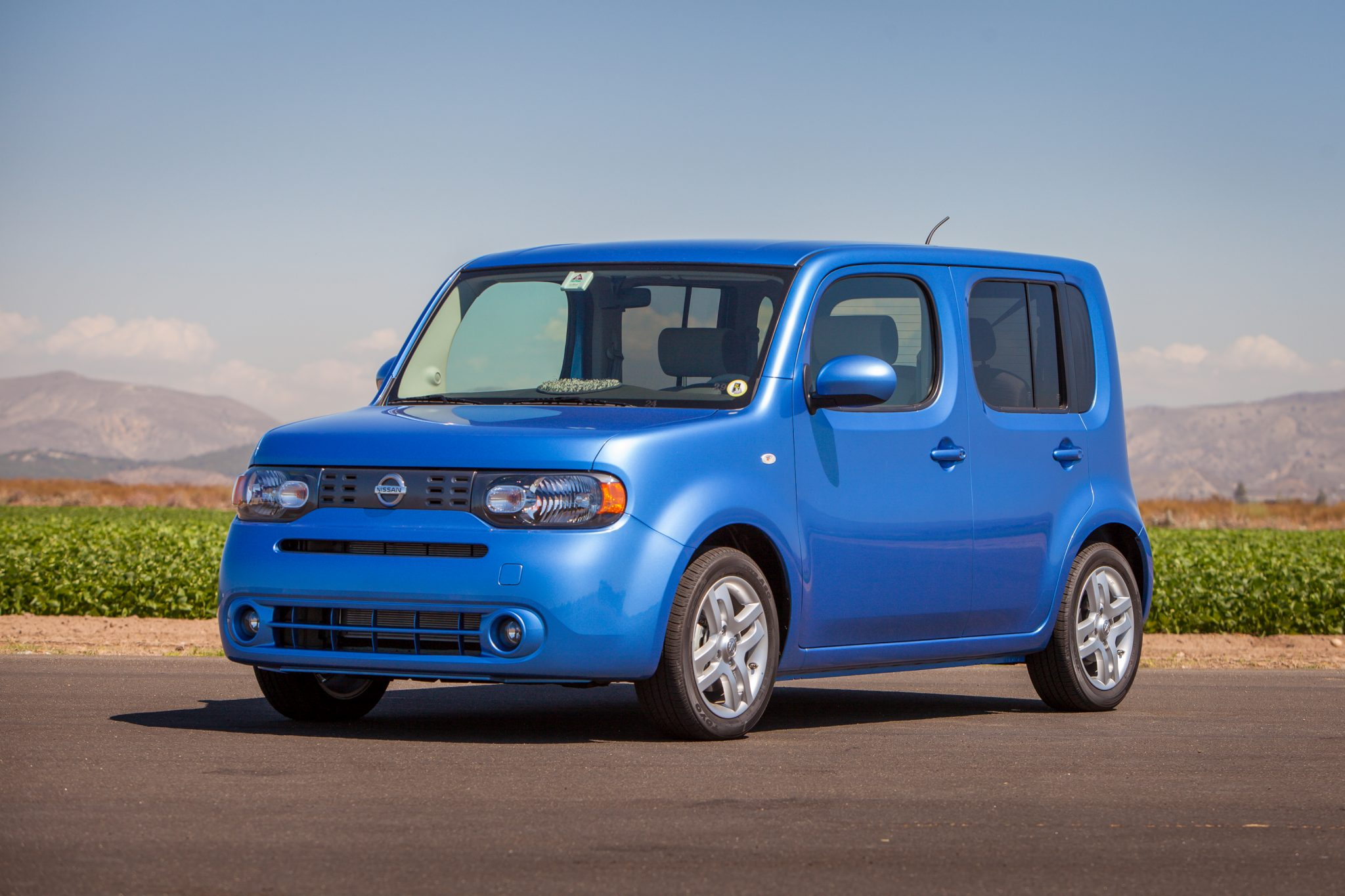 Nissan Cube discontinued