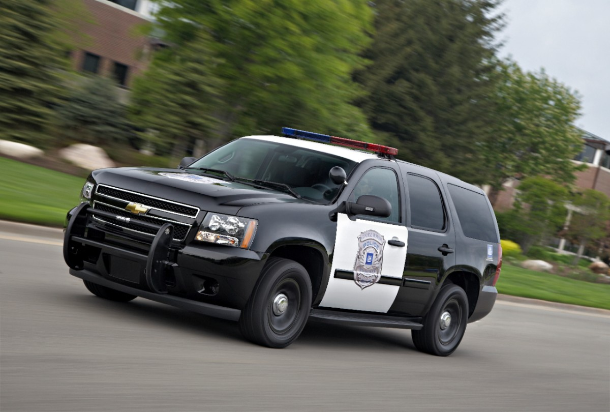 Man Impersonates an Officer During a Test Drive in a Tahoe | Tahoe PPV