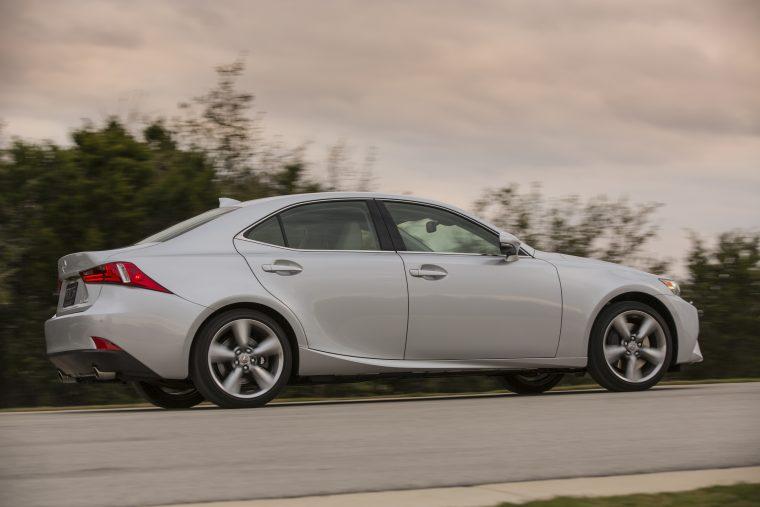 2015 Lexus IS Overview