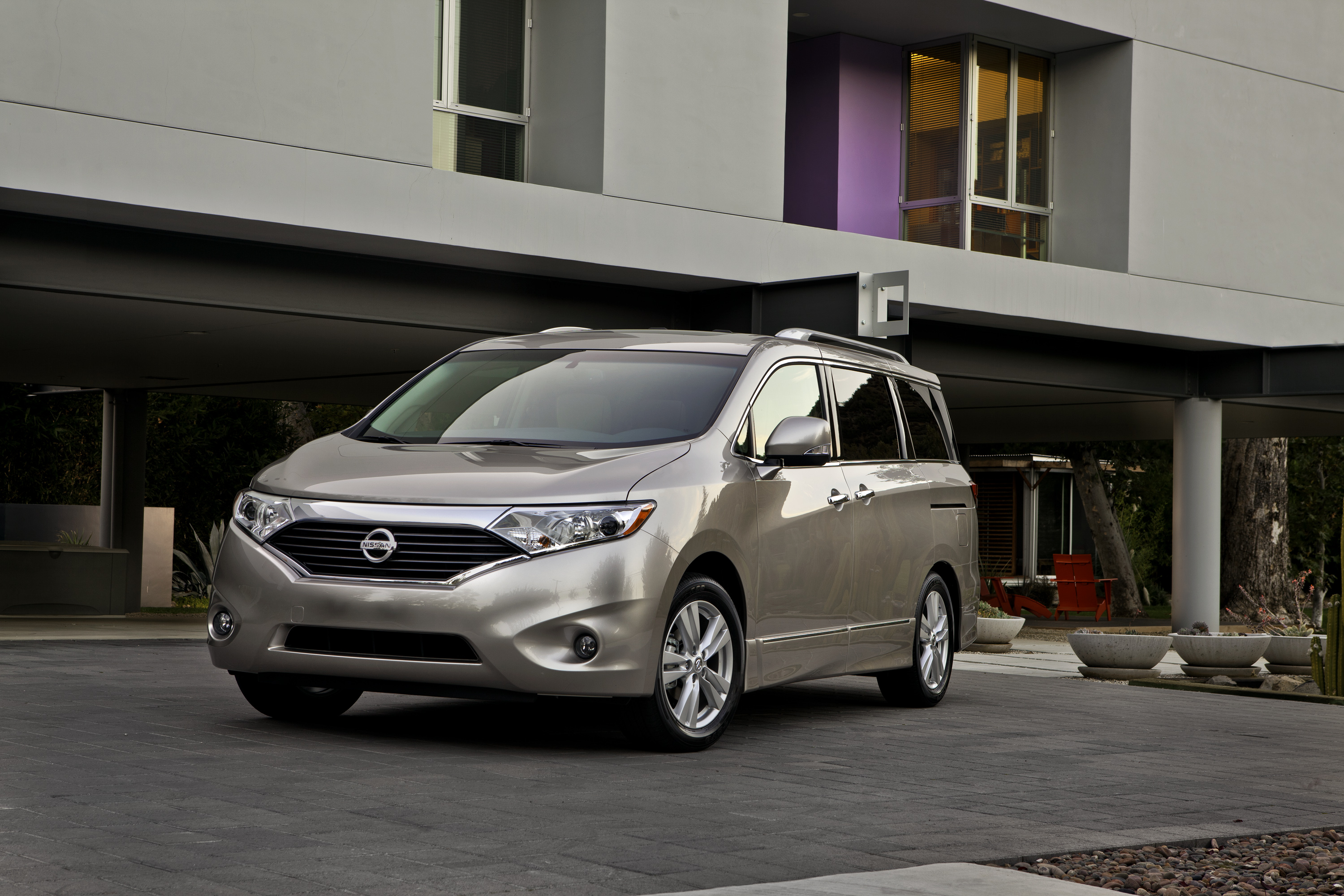 2014 Nissan Quest APEAL Study