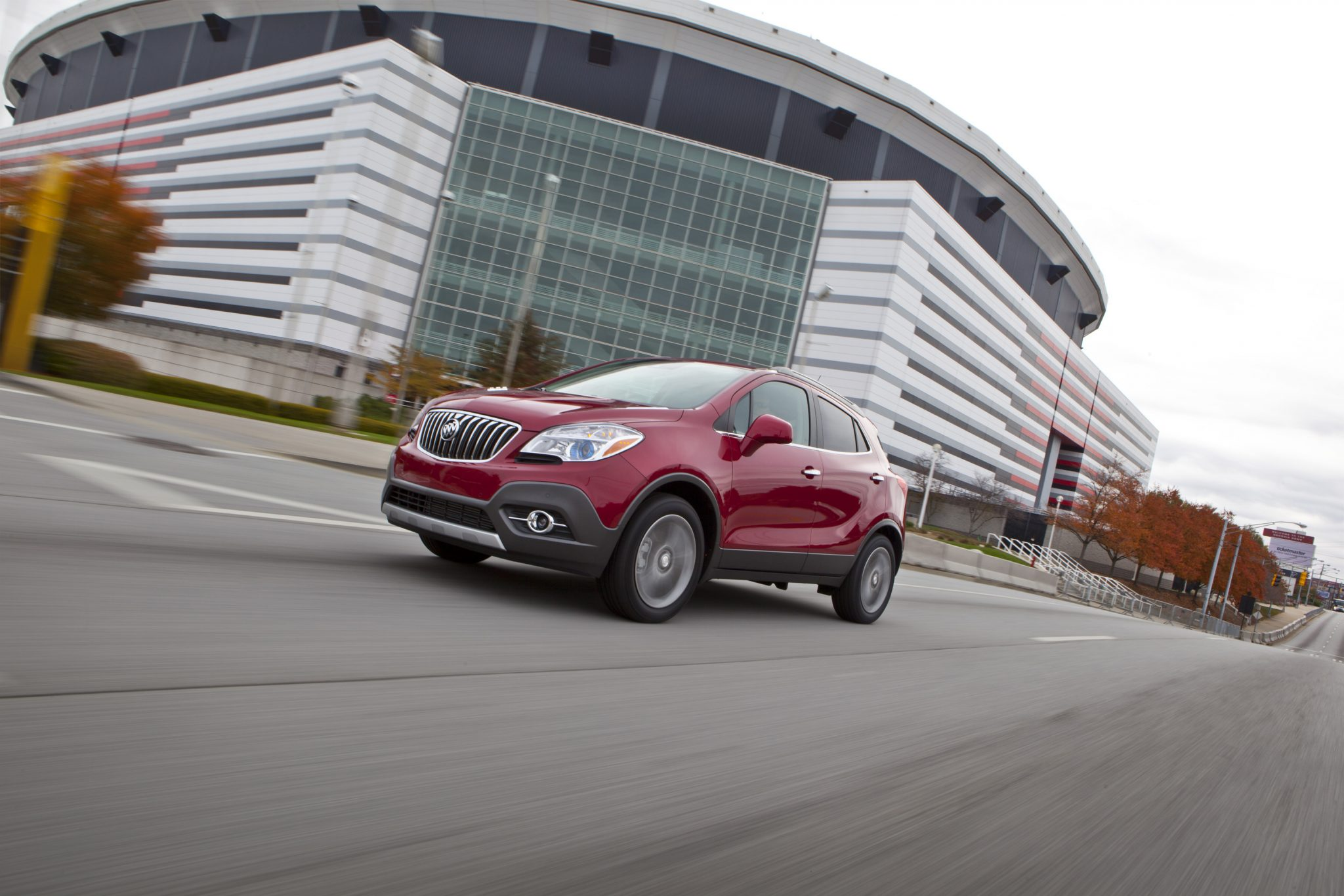 2015 Buick Encore Price