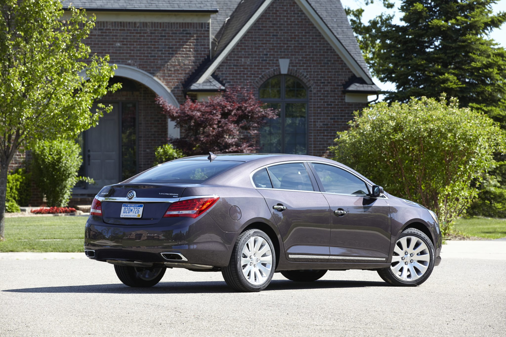 2015 Buick LaCrosse: Best Car for Road Trips